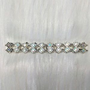 Jewelry - Iridescent Diamond Crystal Bracelet